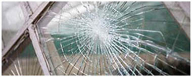 Southall Green Smashed Glass